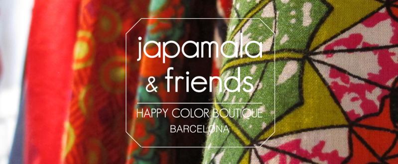 japamala and friends